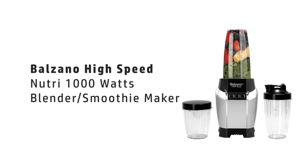 How to make smoothies with a blender