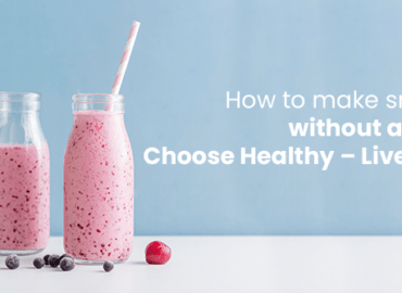 How to make smoothies without a blender?